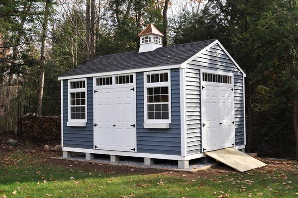 outdoor shed chateau HVTNVXG