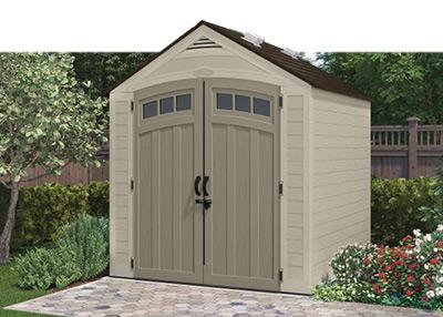 outdoor shed resin sheds NXZFFPG