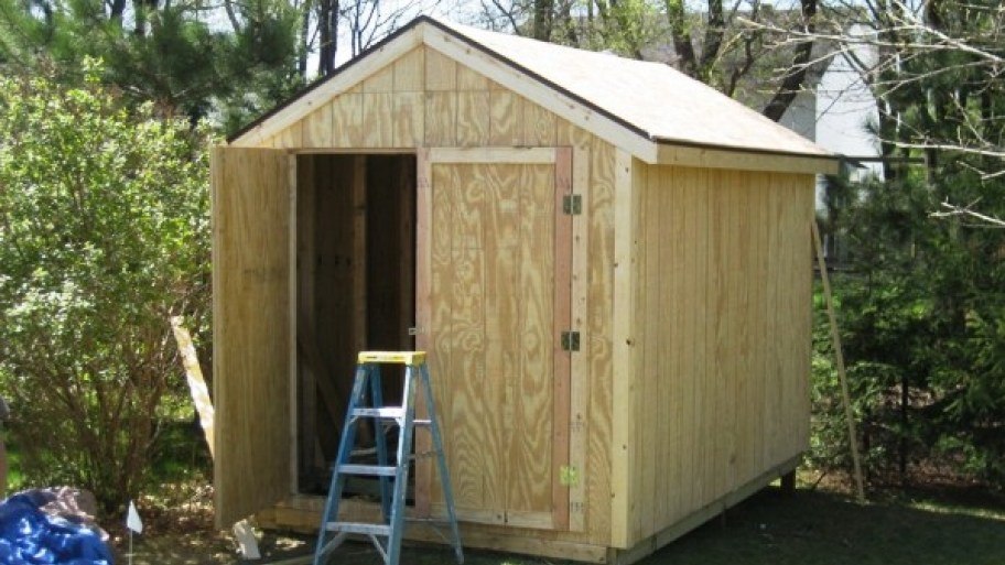 outdoor sheds contractors, carpenters or a handyman should be able to construct an outdoor HOVCNPV