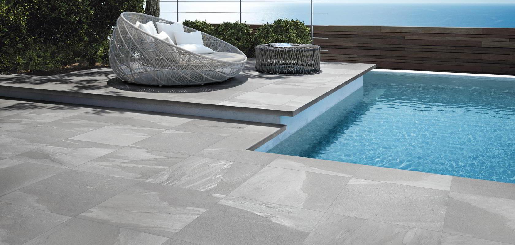 outdoor tiles outdoor ceramic tiles frost-resistant anti-slip porcelain stoneware RGMILJU