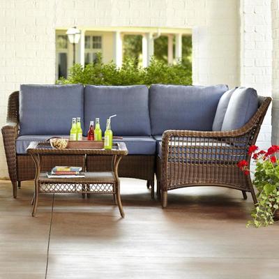outdoor wicker furniture wicker patio furniture. wicker outdoor patio furniture ESJCBSW
