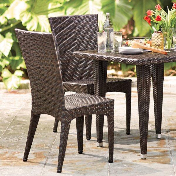 outdoor wicker furniture wicker patio furniture youu0027ll love | wayfair CRJXIGQ