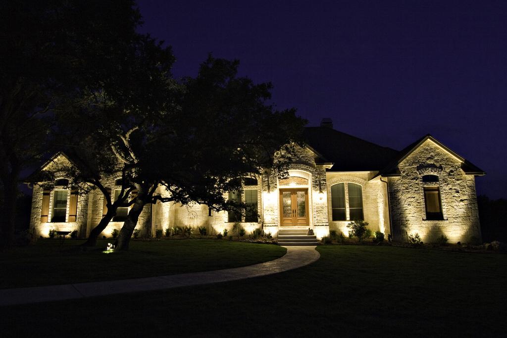 outside lighting and outdoor lighting - lichfield lighting KOPMATT
