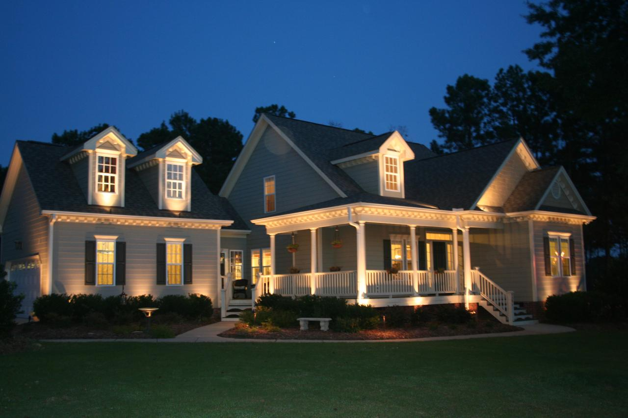 outside lighting image of: outdoor lighting low voltage NNWKGWN