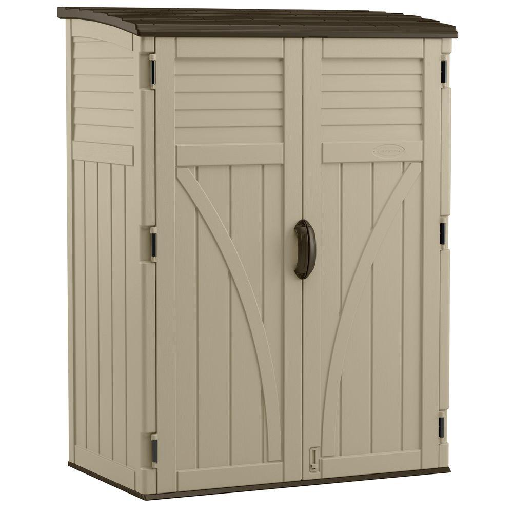 outside storage 2 ft. 8 in. x 4 ft. 5 in. x 6 ft PXINCKY