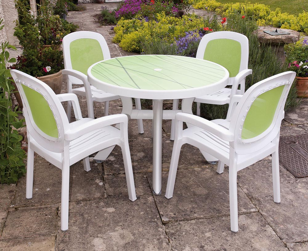 oversized contemporary plastic garden furniture LZTVISN