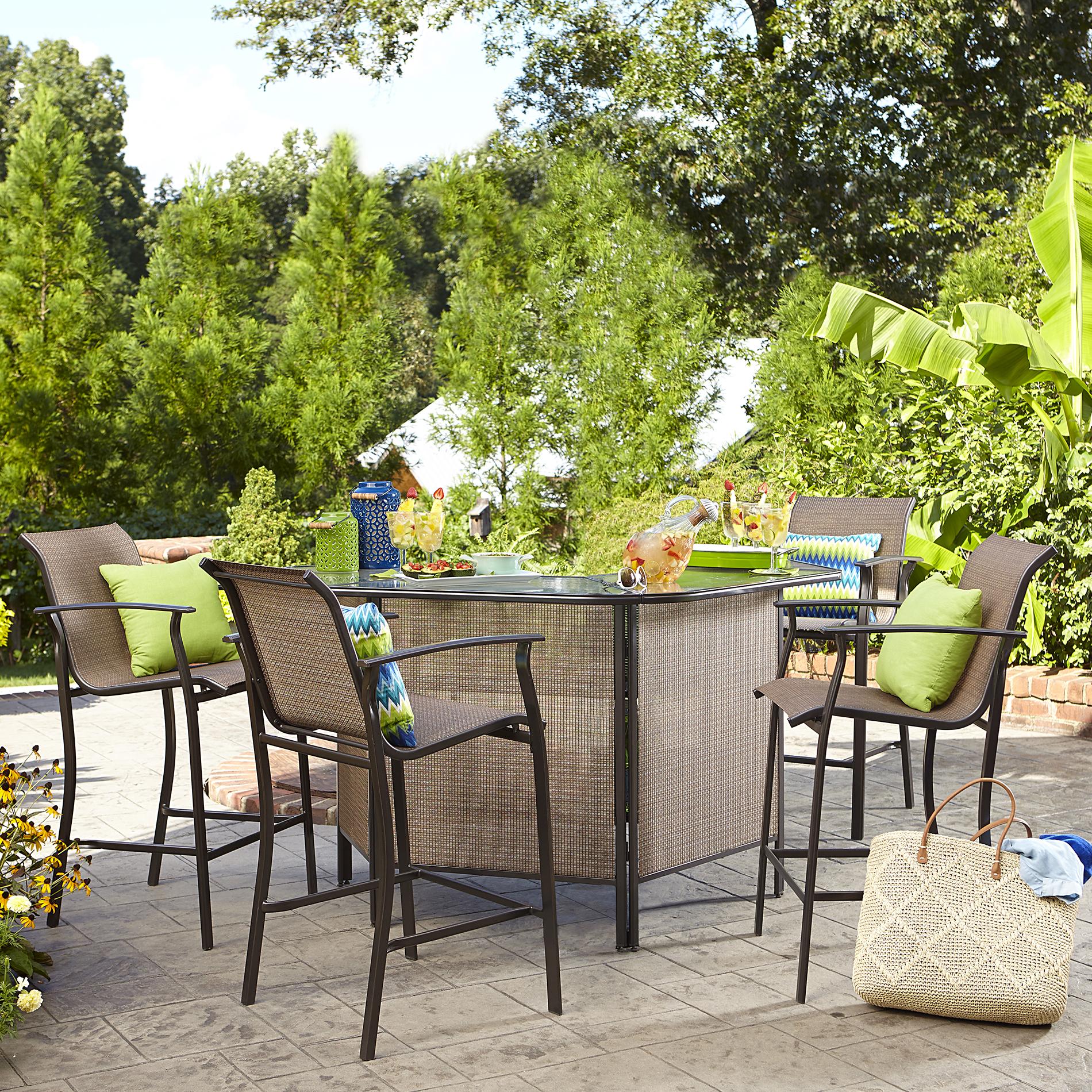 patio bar outdoor bar set *limited availability ZUQGZLC