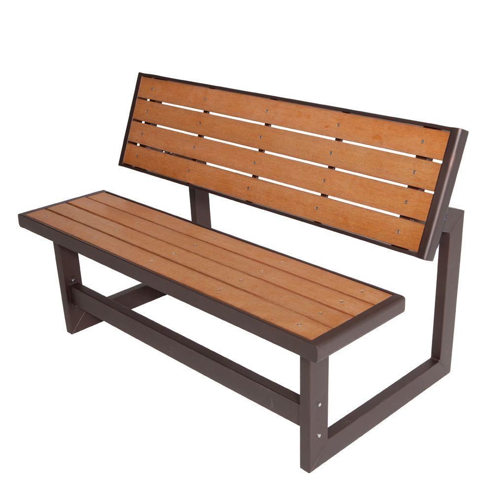 patio benches lifetime convertible patio bench QNREYQB