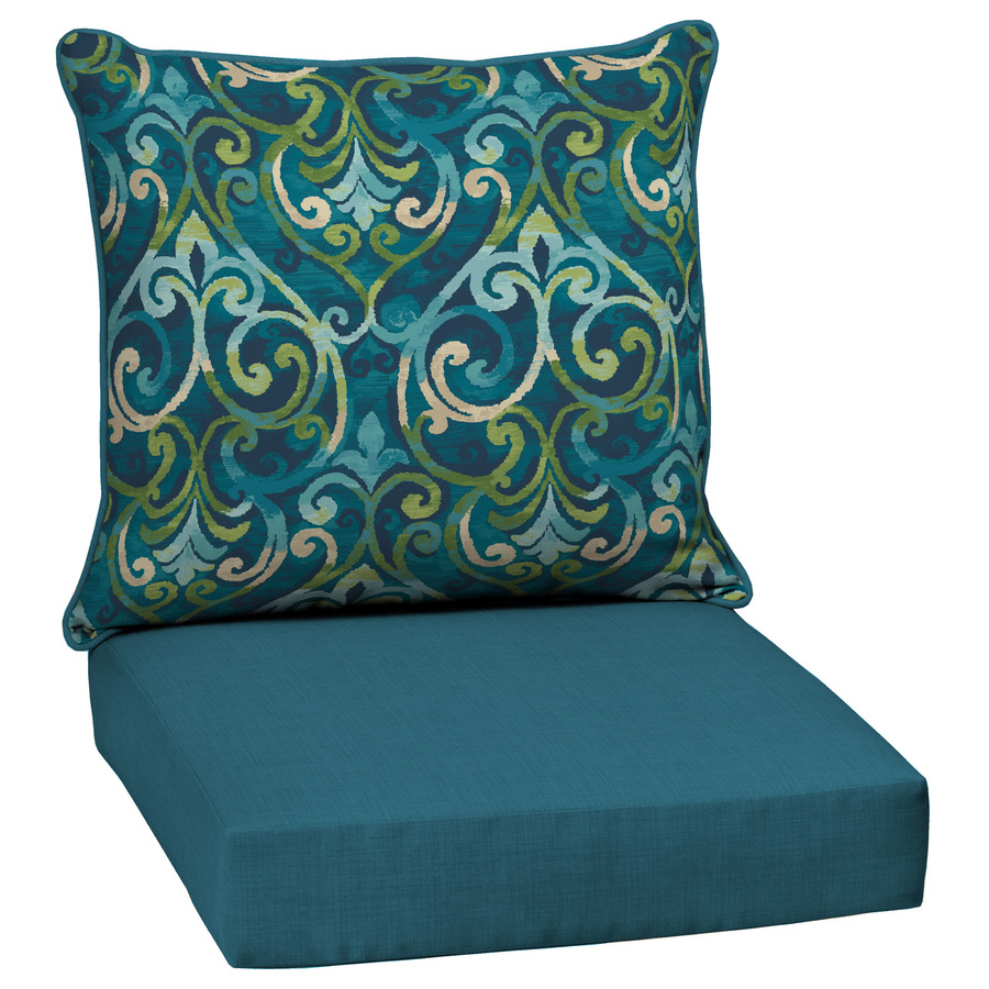 patio cushions display product reviews for 2-piece salito marine deep seat patio chair ANRXDBV