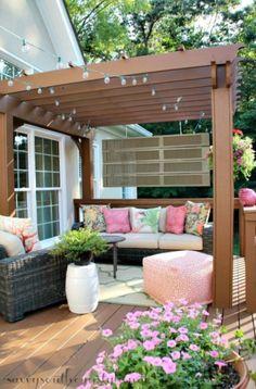 patio decor backyard CXVDJFJ