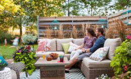 patio decorating ideas patio ideas for a tight budget USIDWZN