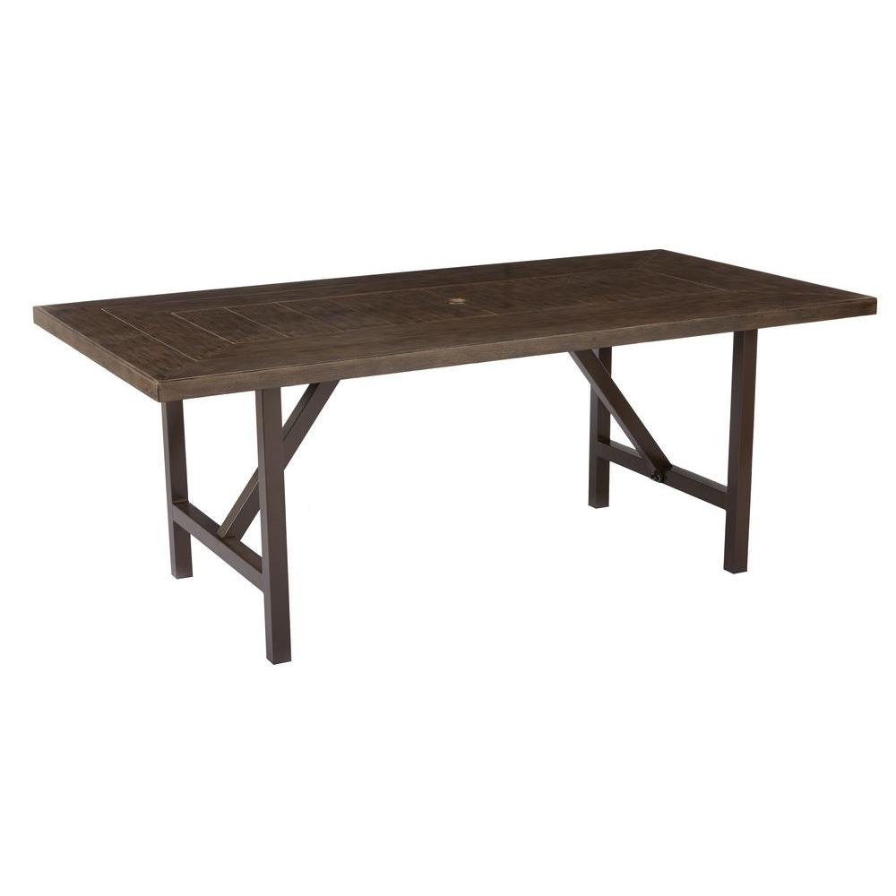 How To Make A Right Choice Of Patio Dining Table