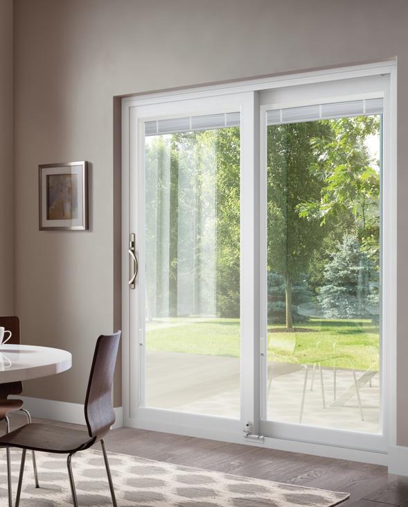 patio doors this patio door includes: inovo_blinds_opened XBKTXER