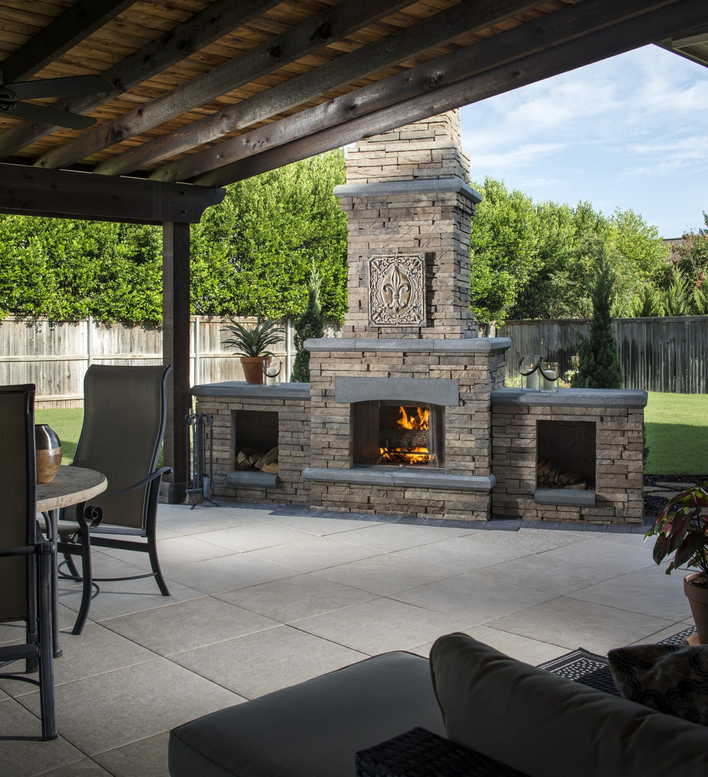 patio fireplace outdoor fireplace design elements ZXMXDUD