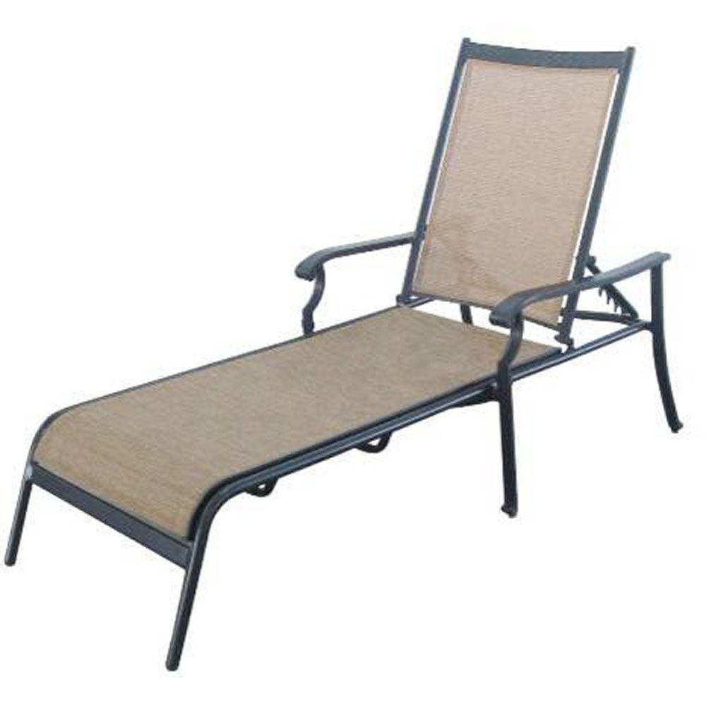 patio lounge chairs hampton bay solana bay patio chaise lounge SGPRZFF