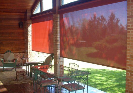 patio shades CARACLI