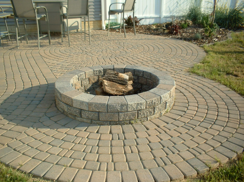 patio stones 20 best stone patio ideas for your backyard home and gardens patio PNLUFGV