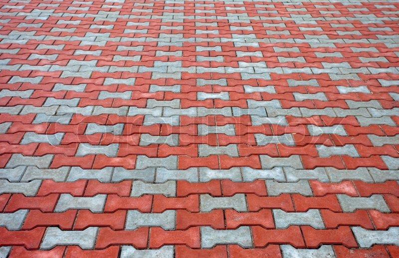 paving stone paving stones texture as background | stock photo | colourbox YFNNAZS
