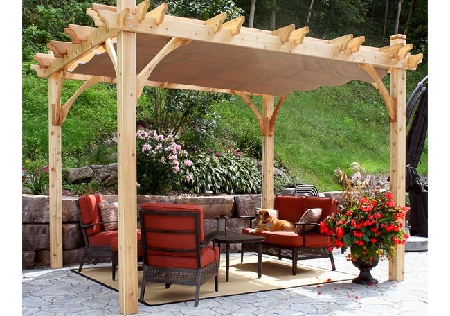 pergola canopy pergola shade cover MHILCFL