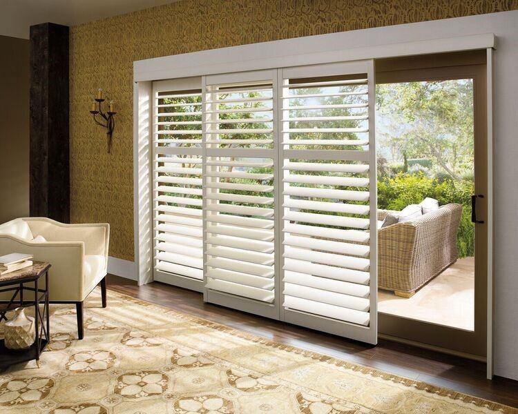 plantation shutters: decorating options KAYBGFG
