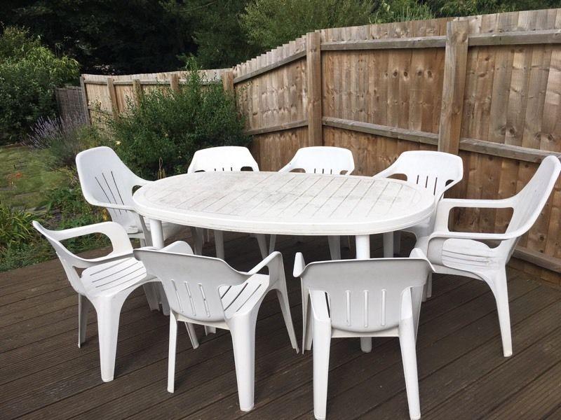 Plastic Garden Furniture makes Sense for your Outdoor Comfort