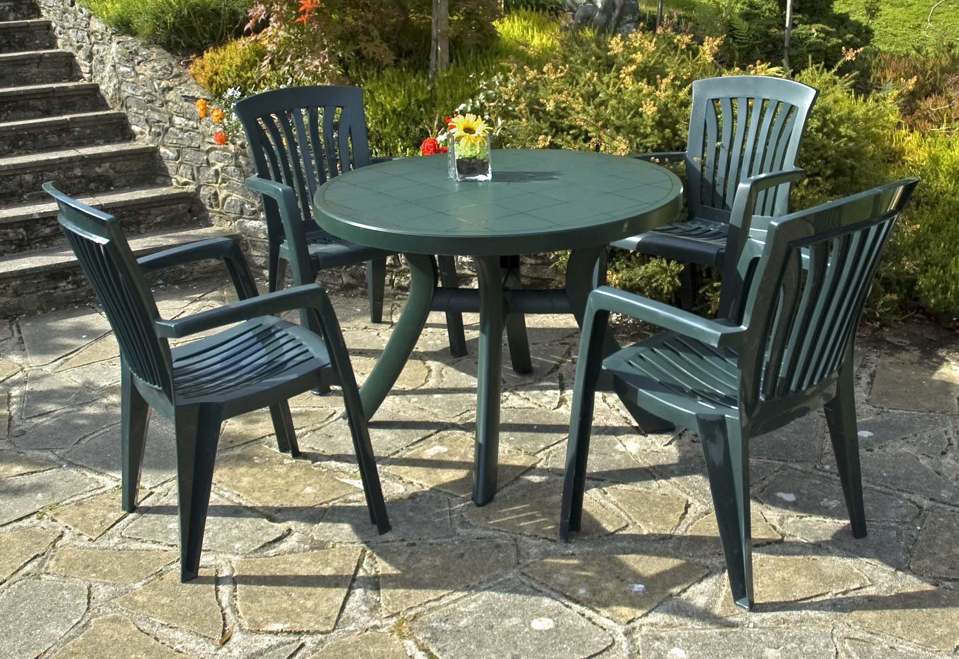 plastic garden furniture plastic outdoor furniture dark IMTLJZW