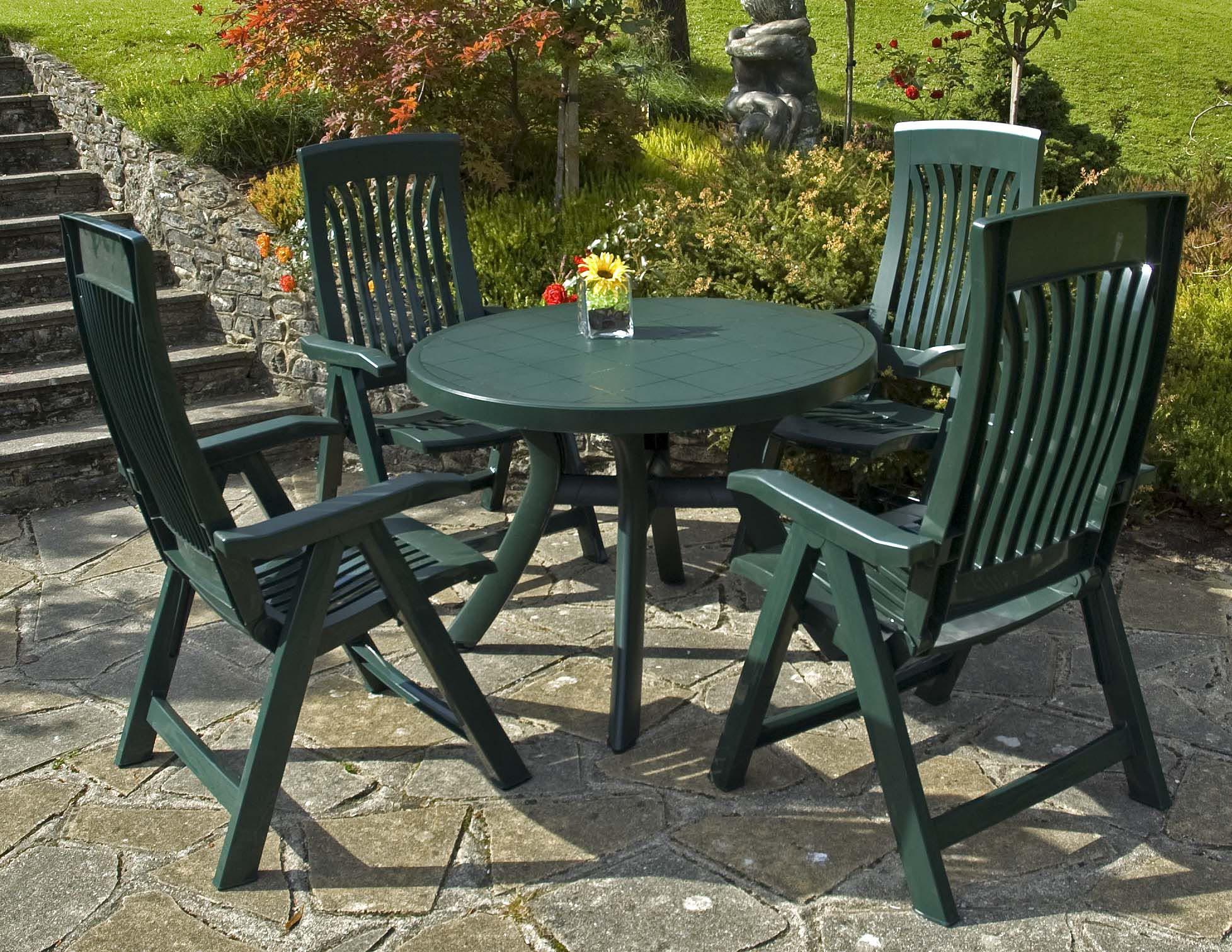 plastic garden furniture round table patio furniture sets luxury plastic patio furniture sets plastic HVNYTGQ