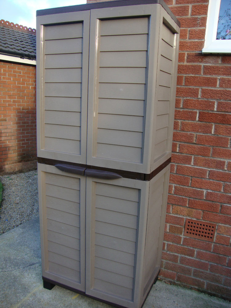 plastic outside storage sheds magnificent small outdoor designs in ideas 16 UCXGDRR