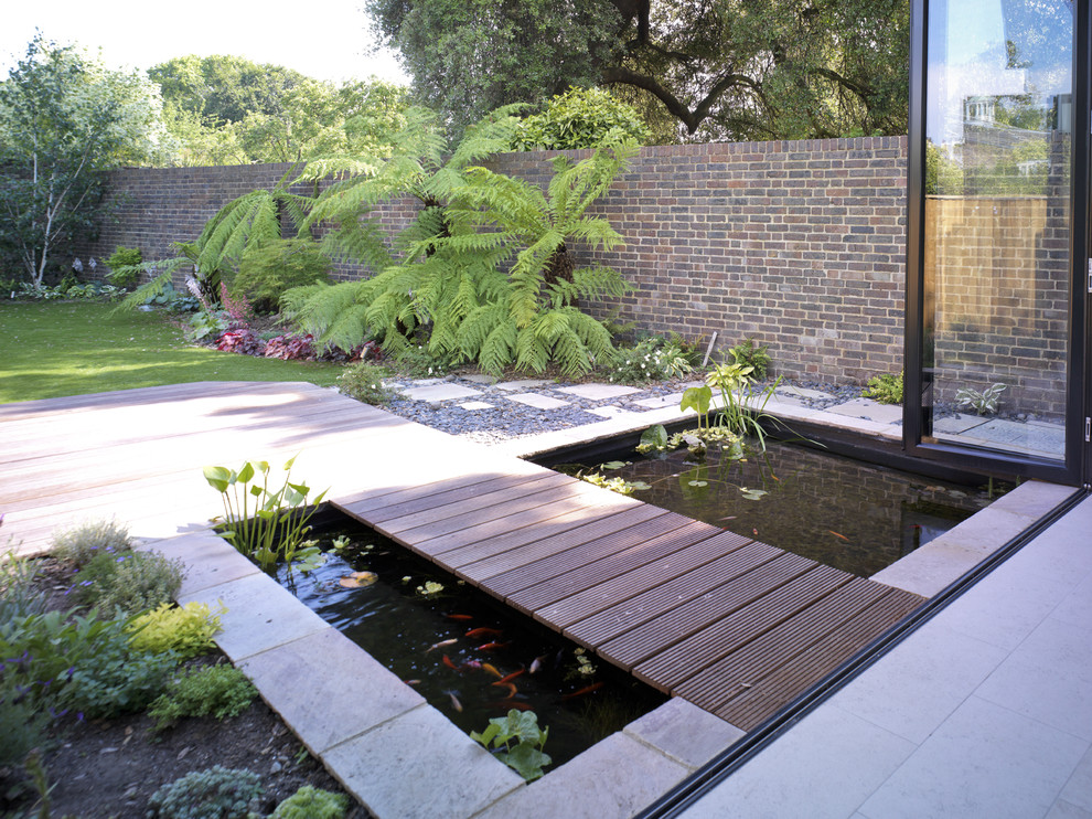 pond design gazing to a fish pond might be a perfect way to spend VTQIAHH