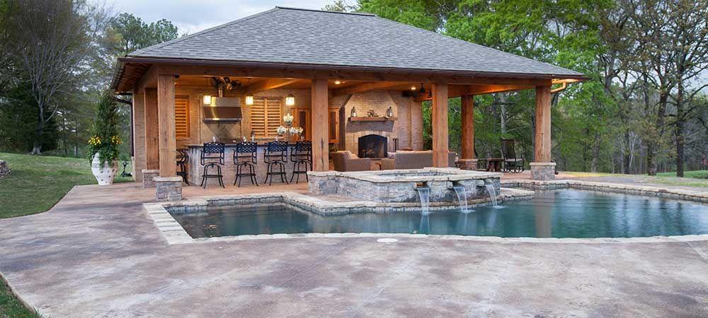 pool house designs - jackson, ms more VWLVCGJ