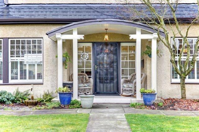 porch designs #1 welcoming comfort CSQVMOM