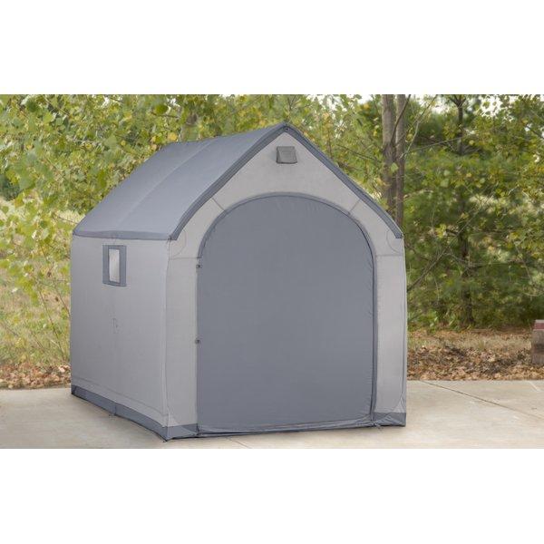 portable storage sheds portable storage shed u0026 reviews | wayfair LETQWFL