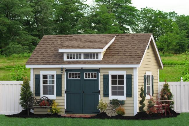 pre built sheds beautiful backyard sheds u0026 garages HUTVXGL