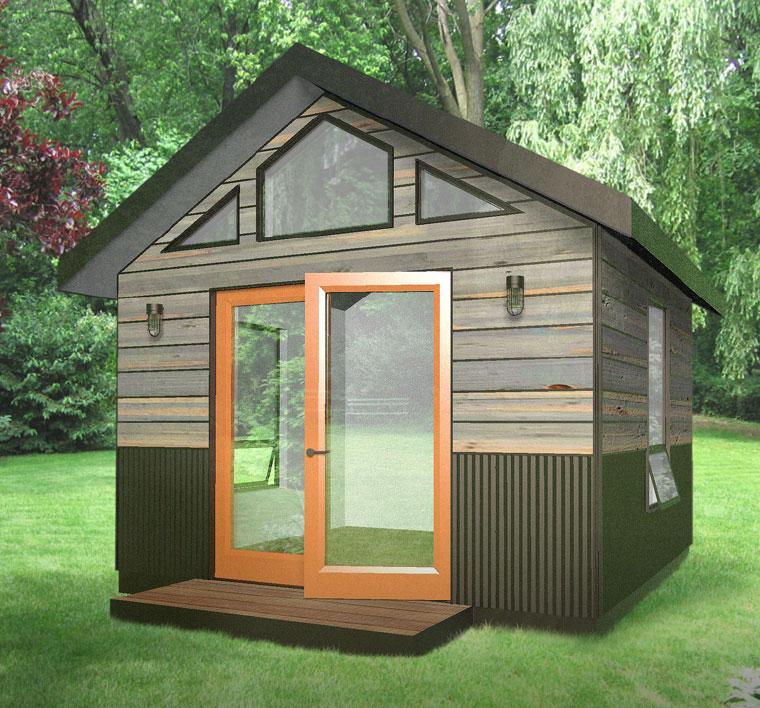 pre built sheds portland series QQLWOWK