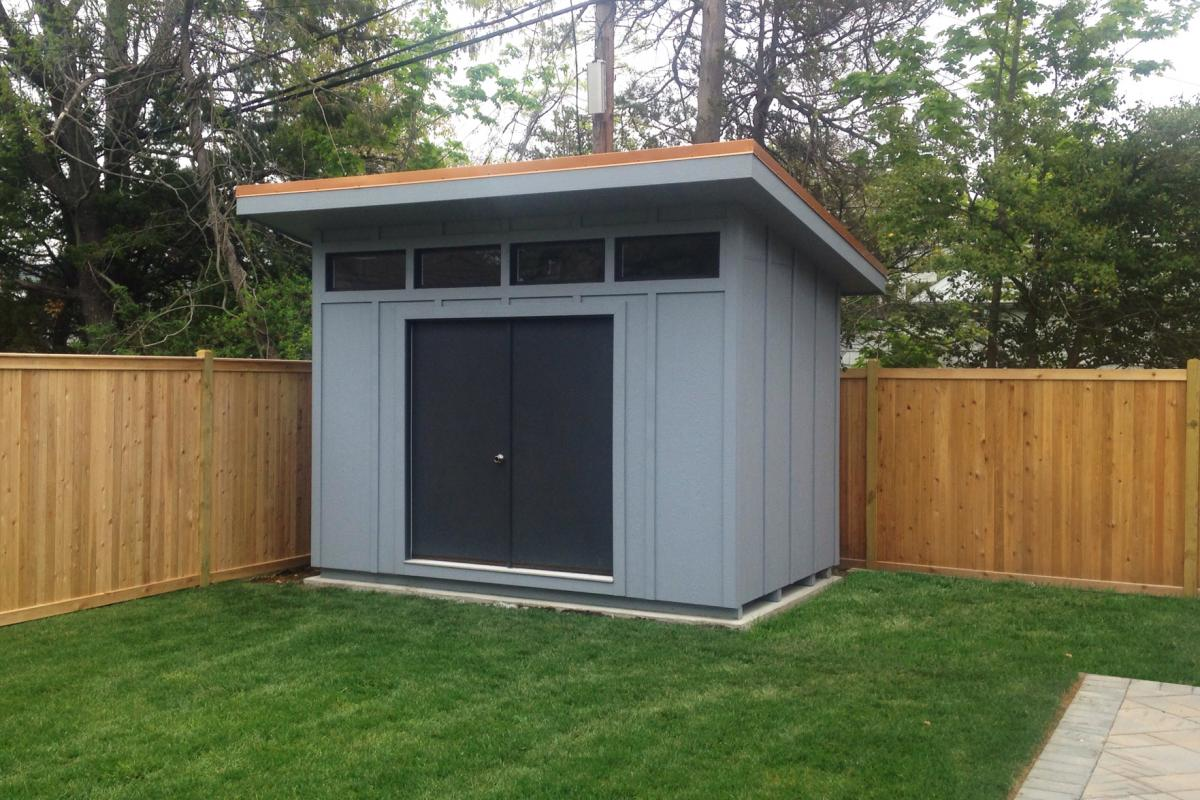 prefab sheds modern prefabricated sheds in md IQUIOFB