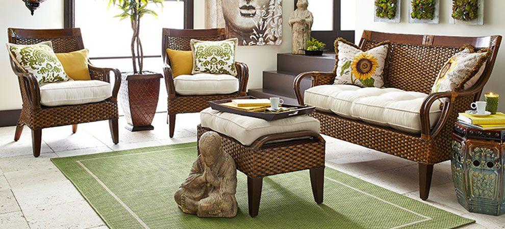 rattan furniture wicker making DOHUWTE