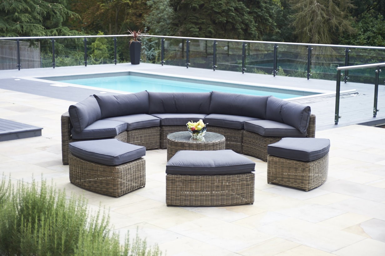 rattan outdoor furniture rattan outdoor lounge furniture rattan look garden furniture poly rattan  garden QZWOSSC