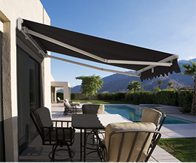 retractable canopy a retractable awning offers: UDUOQUS