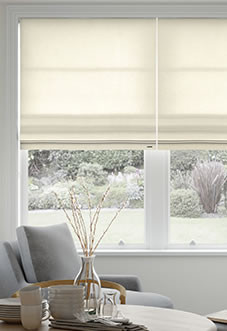 Keep the Rays away by using Roman Blinds for your windows