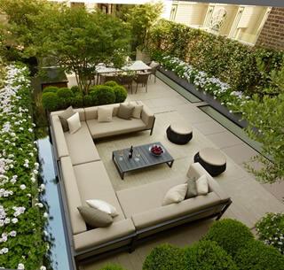 roof garden a london roof terrace FQEPEMC