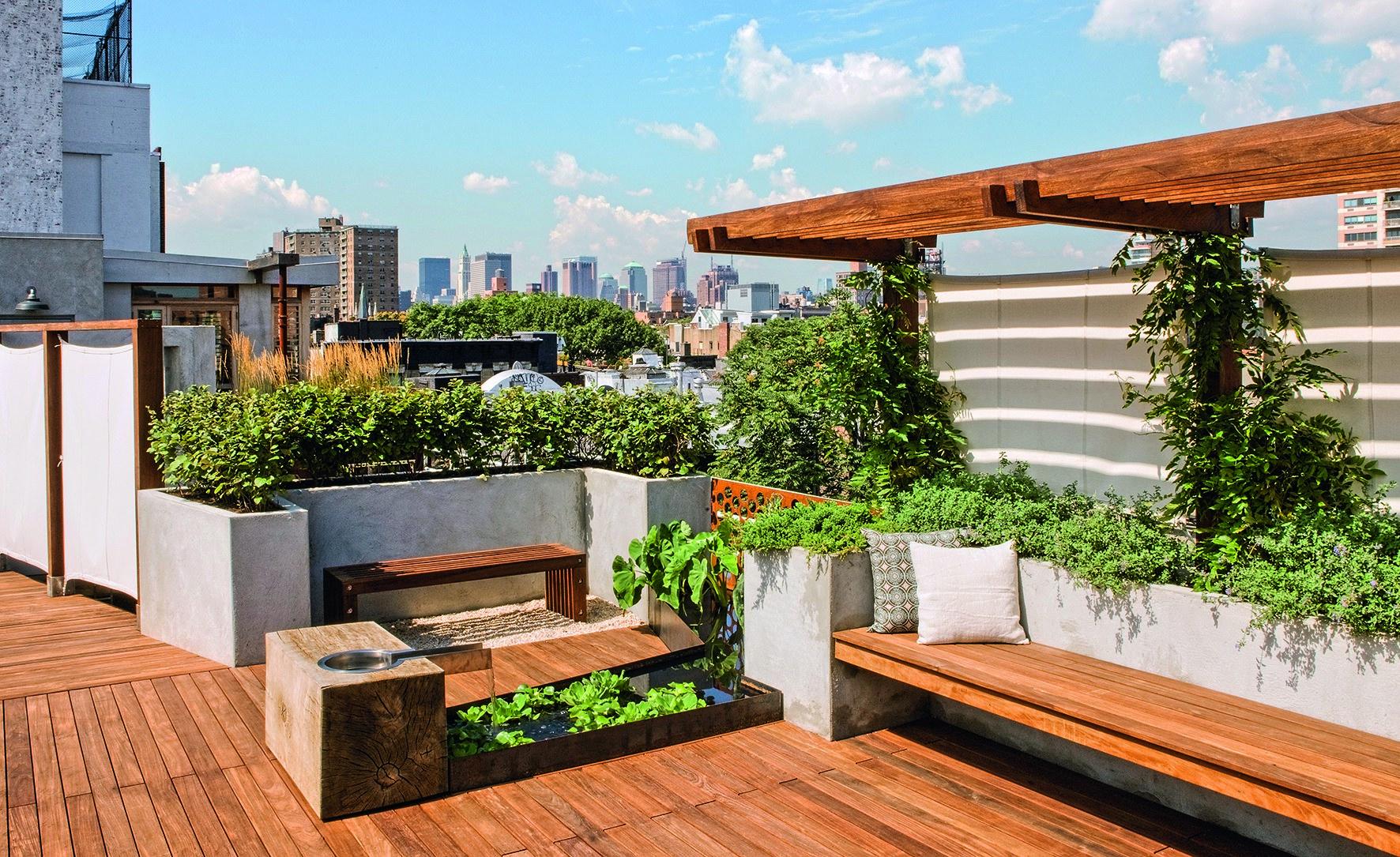 roof garden design 9 remarkable rooftop garden designs around the world photos   architectural LDRPJQT