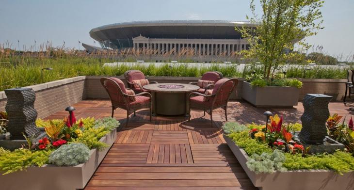 roof garden img. rooftop gardens ... MYIABVI