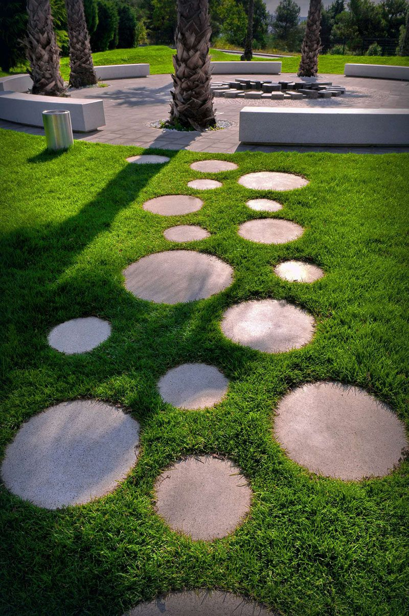 round stepping stones garden stepping stones - by finding out the best ways to make CQUOZWC