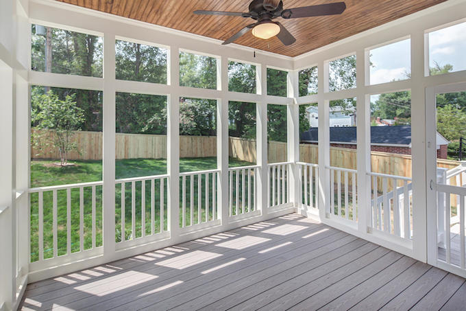 screened in porch disadvantages of screened in porches XLLFBQG