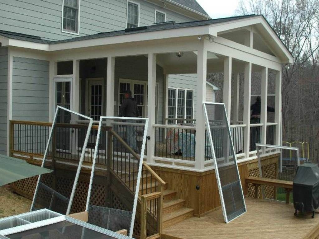 screened in porch ideas screened in porch ideasadorable screen porch plans do it yourself for size POCIJHN