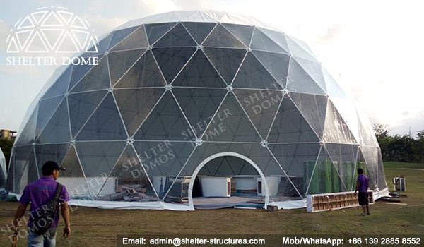 shelter dome tents - geodesic dome - geodesic dome tent for sale TSJLWOK