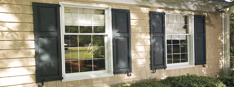 shop for mid america decorative vinyl shutters! WVISSFJ