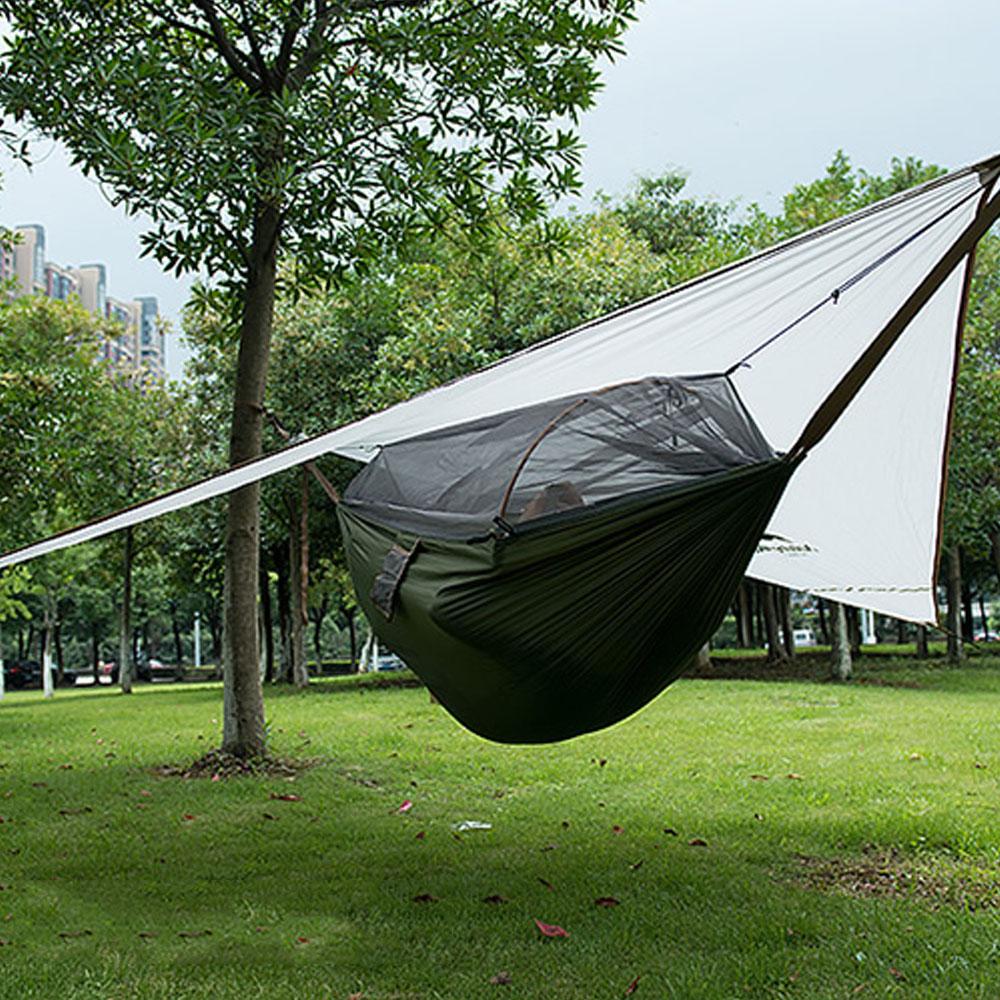 simple hammock with canopy GJPURRY
