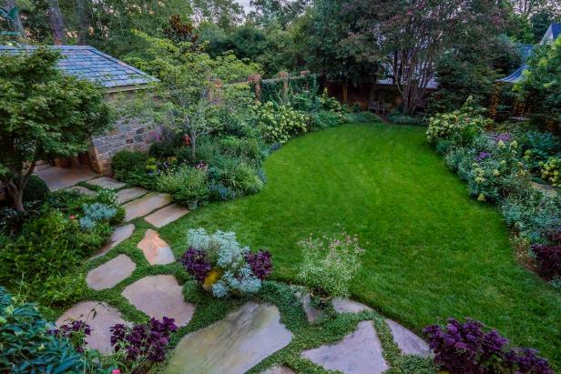 simple landscaping ideas beautiful garden landscape design UIJASYC
