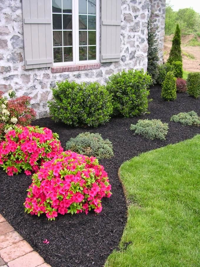 simple landscaping ideas great simple front yard landscaping ideas 1000 landscaping ideas on  pinterest AYUENJW